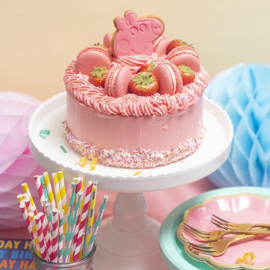 Bake Club Peppa Pig Birthday Cake