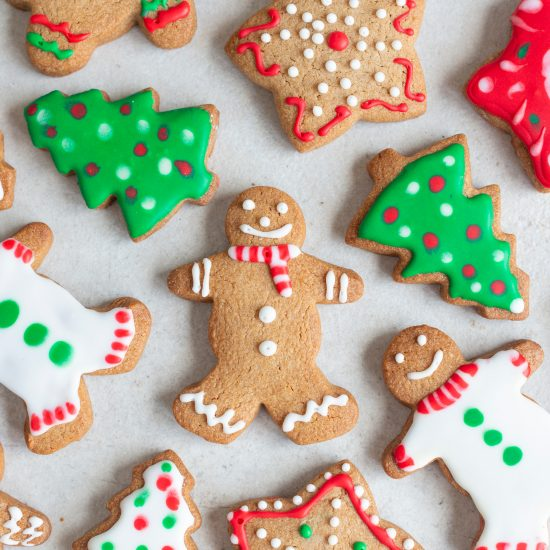 Baking Subscription Box for Christmas Cookies