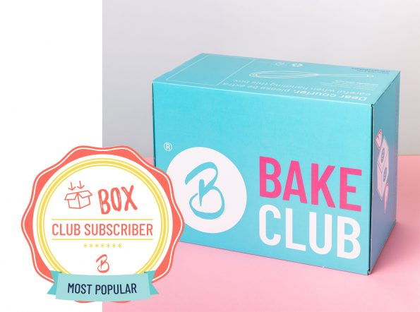 Bake Club baking subscription box new