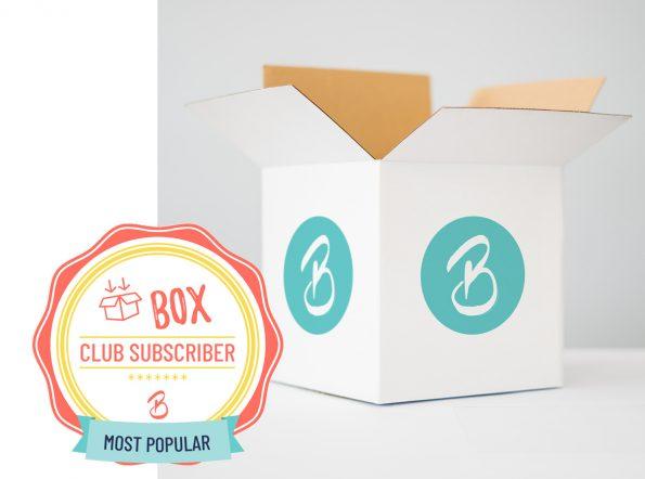 Baking subscription box