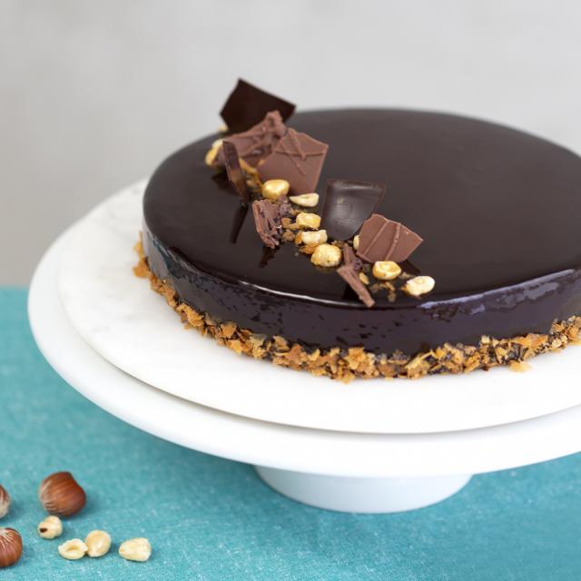 Bake Club Chocolate Royal Entrement Baking Subscription box