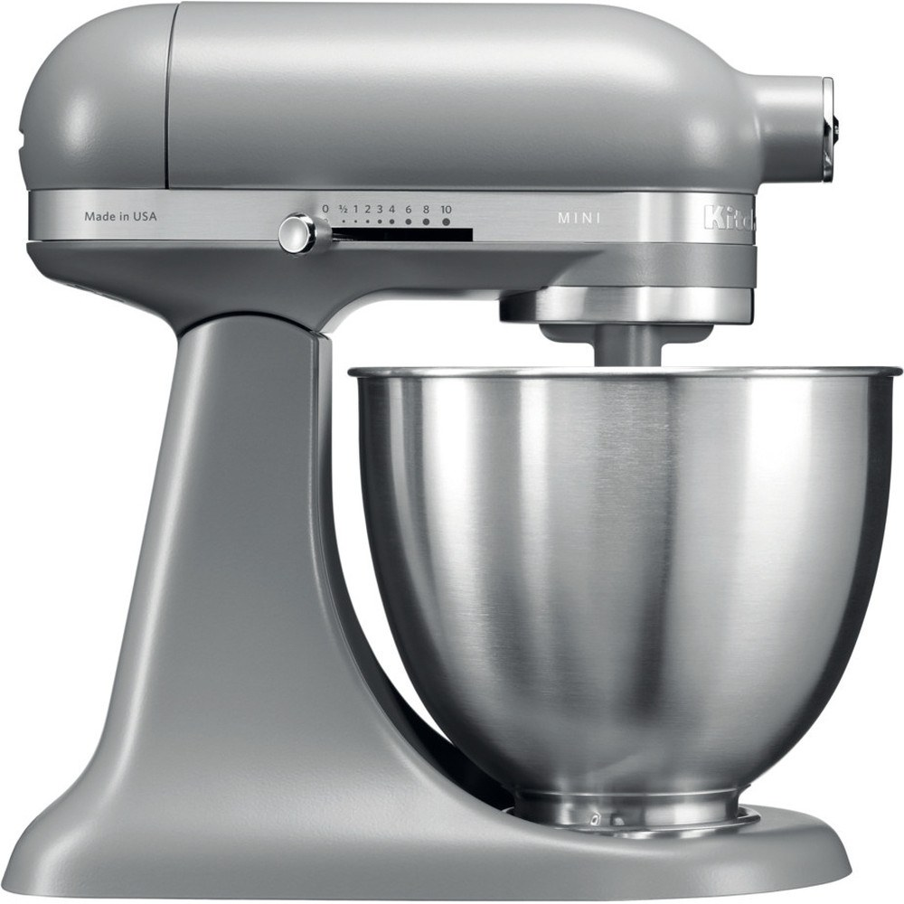 What do you need for baking? A Kitchen Aid Mixer